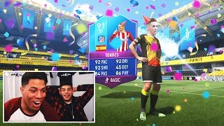 NO WAY NOT IN THE LAST PACK! - FIFA 17 FUT BIRTHDAY PACK OPENING!