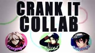 [WS] Crank it collab // parts