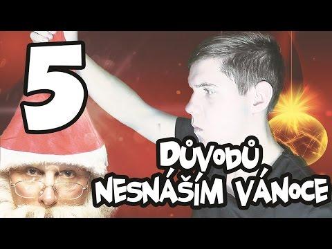 5 důvodů proč nesnáším Vánoce [Den 14][CZ] [FullHD]