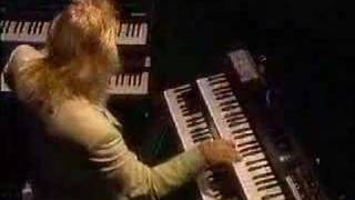 Rick Wakeman piano solo Video
