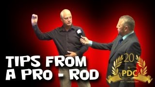 How To Play Darts   Learn How To Play Darts With Legend Rod Harrington