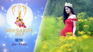 Riya Basnet Miss Earth Nepal 2019 Eco Video