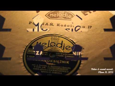 Czarnoksiężnik- tango- Zenon Jaruga 1947!