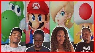CRAZY MINIGAME BATTLES!! - Game 2 Part 1 - Mario Party 10 Wii U Gameplay