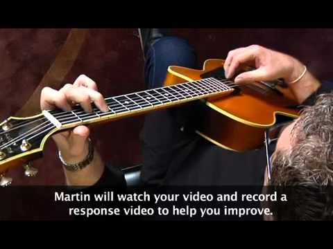 Introduction to Fingerstyle Guitar from Martin Taylor