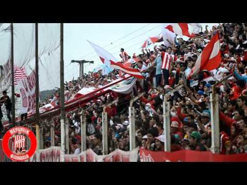 """""""RpkdC - Hinchada de SAN MARTIN DE TUCUMAN en el partido frente a San Jorge / 27-06-15"""" Barra: La Banda del Camion • Club: San Martín de Tucumán"""