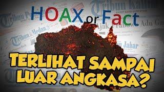 Hoax or Fact: Kebakaran Australia Terlihat sampai Luar Angkasa?