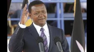 BREAKING NEWS: Governor Mutua's election upheld