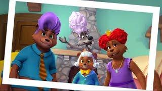Голди и Мишка - Серия 9 Сезон 2 | Мультфильм Disney Узнавайка