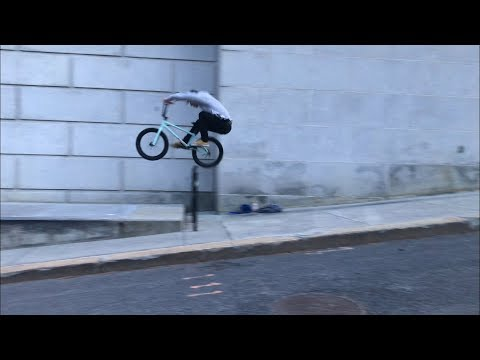 Albany Street and Skatepark Session