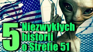Mało znane historie i fakty o Strefie 51