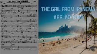 The Gril From Ipanema 보사노바 피아노 혼자치기 어렵지 않아요