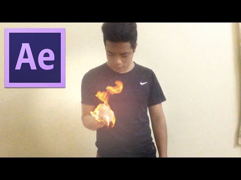 After Effects Tutorial: Realistic Fire effects