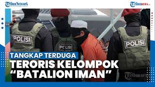Densus 88 Tangkap 6 Terduga Teroris di Makassar, Satu Grup Whatsapp Bernama 'Batalion Iman'