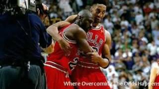 Michael Jordan: Where Amazing Happens