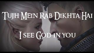 Dragon Age: Alistair Romance - Tujh Mein Rab Dikhta Hai [I see God in you]
