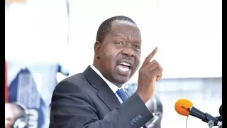 Fred Matiang'i describes security measures  put in place in preparation for the August 8th polls