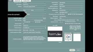 Configurer les données de votre société et paramétrez le logiciel à vos besoins (V2 Juil 19)