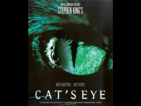 Stephen King's Cat's Eye Movie Review