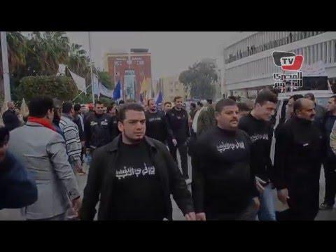 «إمام» يشارك بمهرجان المشي احتفالاً بالعيد القومي لمحافظة الدقهلية