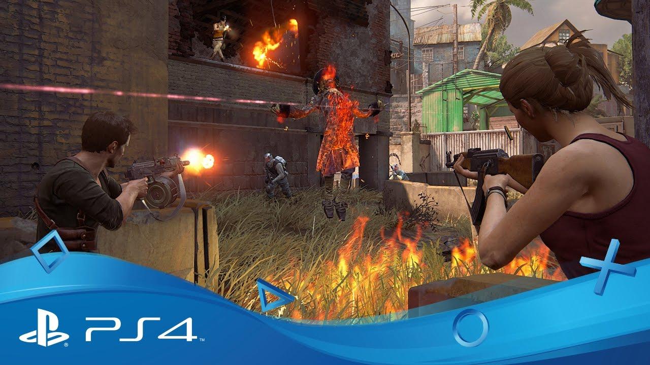 Annunciata la modalità cooperativa Uncharted 4: Sopravvivenza, disponibile dal prossimo mese