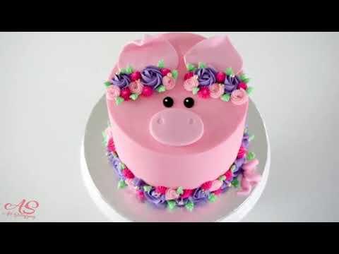 SATISFYING Cake Decorating | DIY CAKE COMPILATION