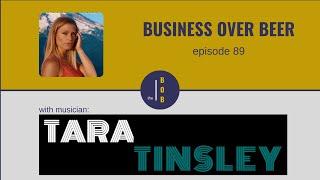 #89.   Tara Tinsley, Part 2   How Trauma Can Inspire Your Work