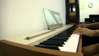Che'nelle - Baby I Love You (piano cover by Jean)