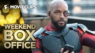 Weekend Box Office - August 5-7, 2016 - Studio Earnings Report