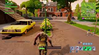 Death to the storm. Fortnite #1