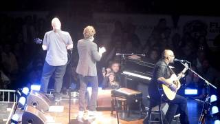 Josh Groban talks about FYL and sings If I Walk Away Providence 11/9/2011