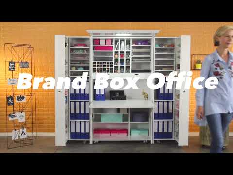 The Brand Box OFFICE : Büroschrank