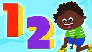 หนึ่งสองหัวเข็มขัดรองเท้าของฉัน | เด็กบ๊อง | เพลงเด็ก | One Two Buckle My Shoe | Nursery Rhymes