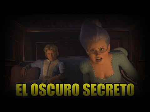 El OSCURO SECRETO de SHREK 2   El PACTO Maquiavelico del HADA MADRINA