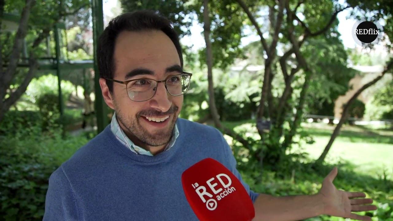 """Diego Velasco: """"Hemos creado una unidad de apoyo a la innovación"""""""