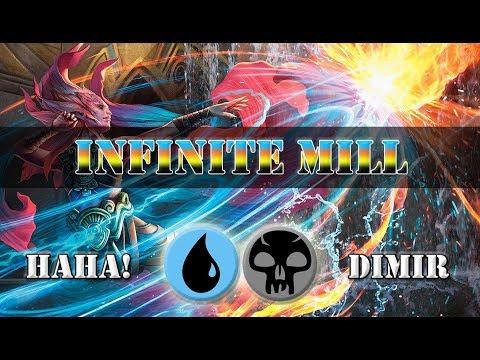 Infinite Combo Deck MTG Arena - смотреть онлайн на Hah Life