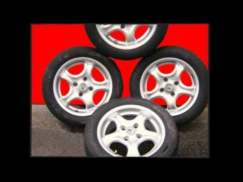 Dunlop Sommerreifen + RC Stern - Alufelgen bei ebay / BeFour - No Limit