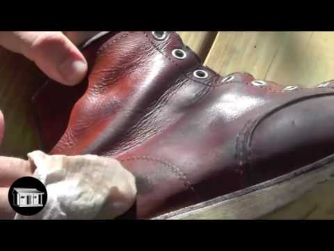 Video How to Care for Leather Boots