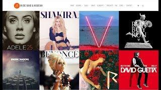 Music WordPress Theme - Music Band & Musician Site Builder Template