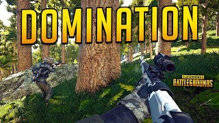 SQUAD DOMINATION! - PLAYERUNKNOWN