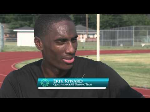 Olympic Silver Medalist Erik Kynard's Interview with BCSN