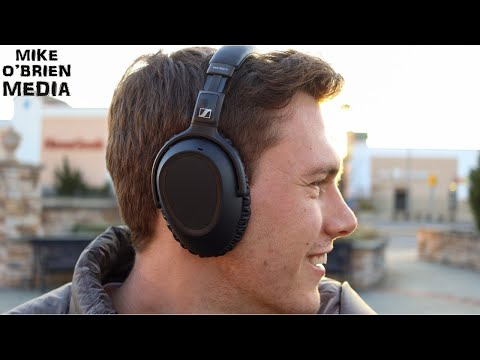 External Review Video 063PaoI5VFk for Sennheiser PXC 550-II Wireless Headphones