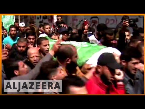 🇵🇸 Funerals begin for Palestinians killed by Israel army on Land Day | Al Jazeera English