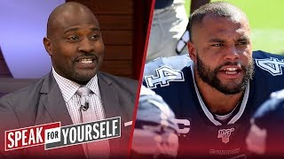 Marcellus makes a case for Dak becoming the highest paid QB in the league | NFL | SPEAK FOR YOURSELF