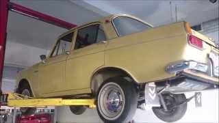 1980 Moskvich 412, Undercarriage Overview, AlphaCars & Ural of New England