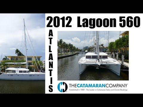 Lagoon Lagoon 560 video
