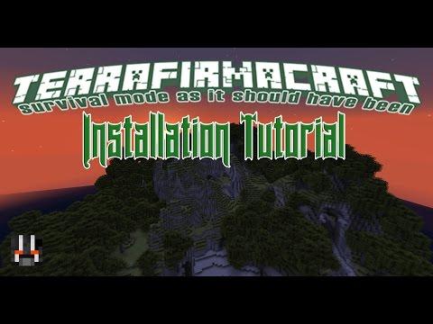 TerraFirmaCraft Server Installation Tutorial (and a few optional mods)