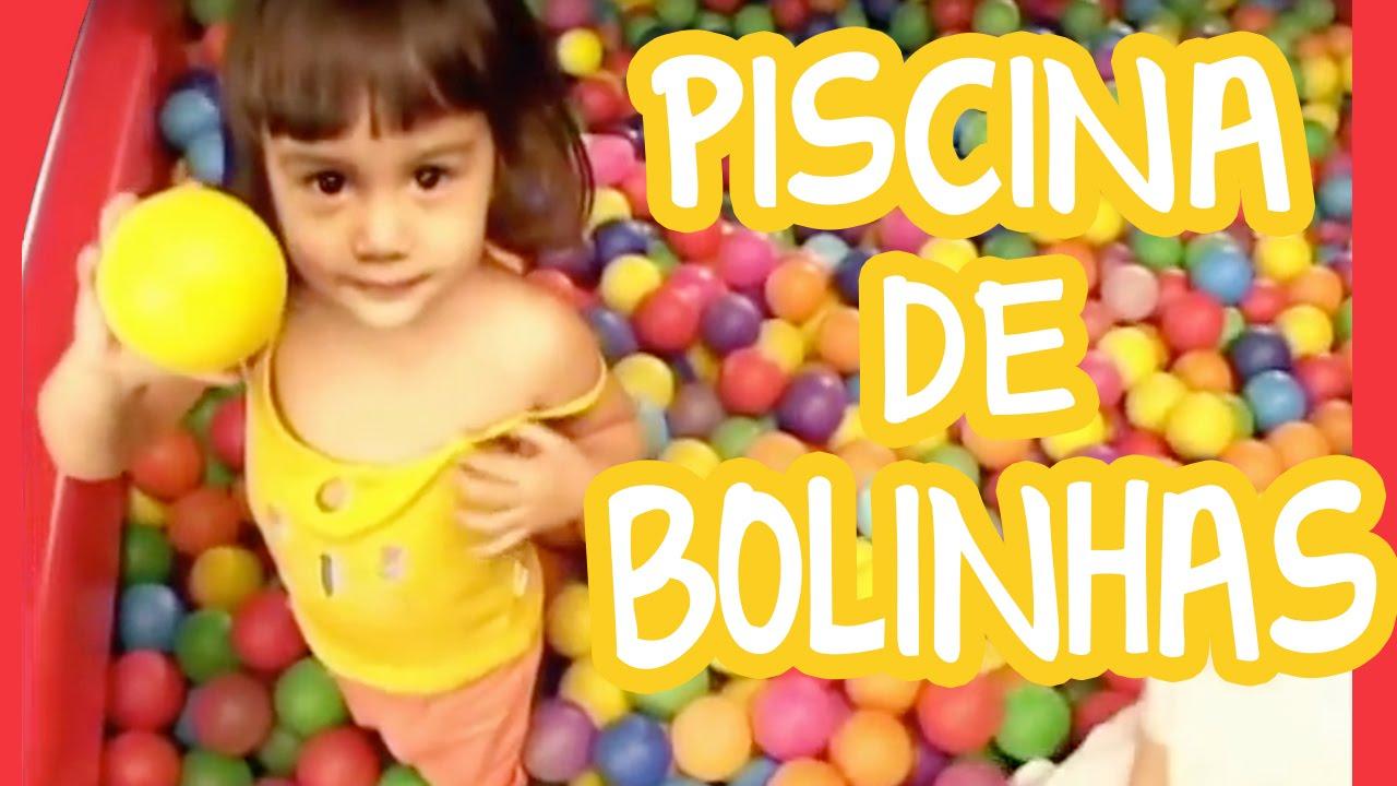 PISCINA DE BOLINHAS | BEBÊ MAIS FORMAS
