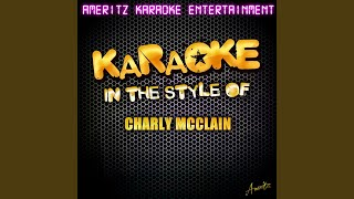 Surround Me With Love (In the Style of Charly Mcclain) (Karaoke Version)