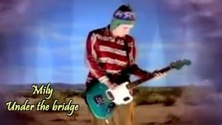 Gambar cover Red Hot Chili Peppers - Under The Bridge Subtitulado Español Ingles